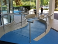 Stainless Steel Handicap Ramp